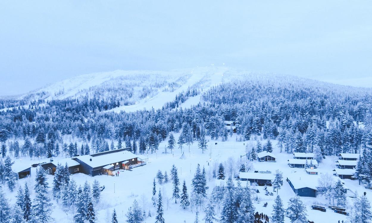 Salla Laponia | Sallatunturin Tuvat | viajes familias Laponia