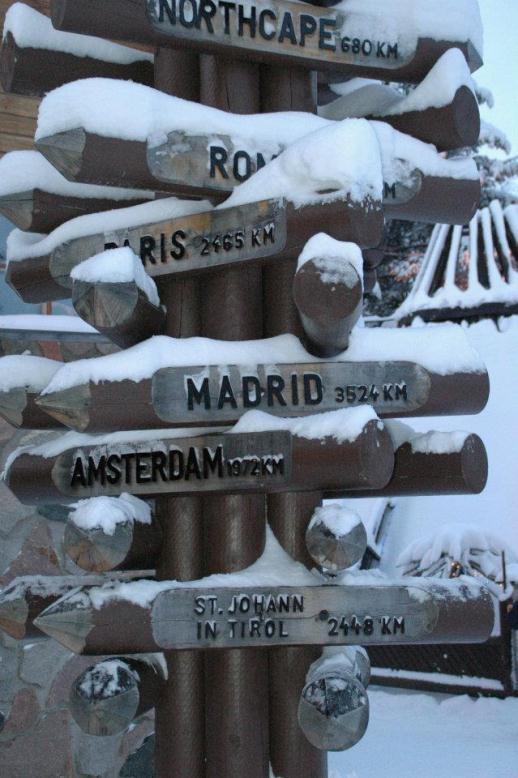 Salla Laponia Finlandia Viajacontuhijo papanoelenlaponia viajar a laponia